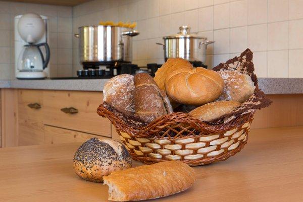 Foto della cucina Ciasa Col Cuch