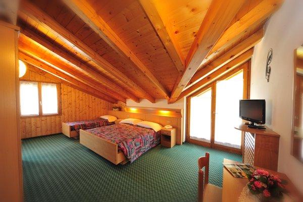 Foto vom Zimmer B&B auf dem Bauernhof Ruatti