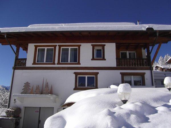 Foto invernale di presentazione Appartamenti A, Paolo