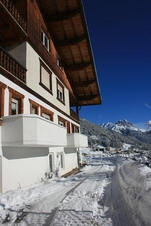 Foto esterno in inverno A, Paolo