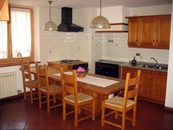Foto della cucina Maso Bertolini