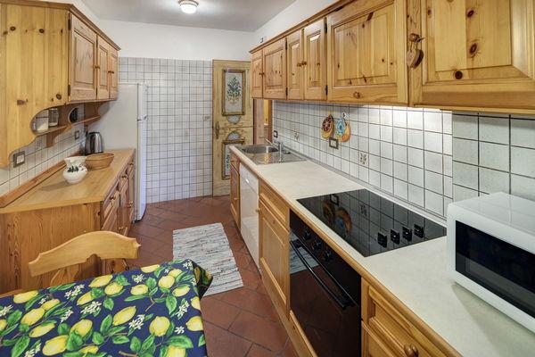 Foto della cucina Stayincortina