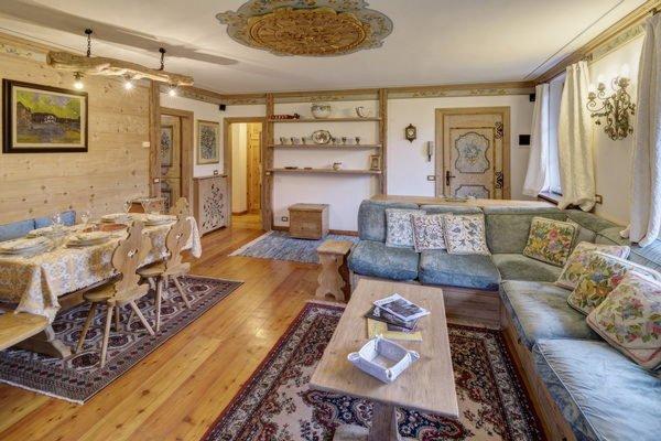 Il salotto Stayincortina - Appartamenti