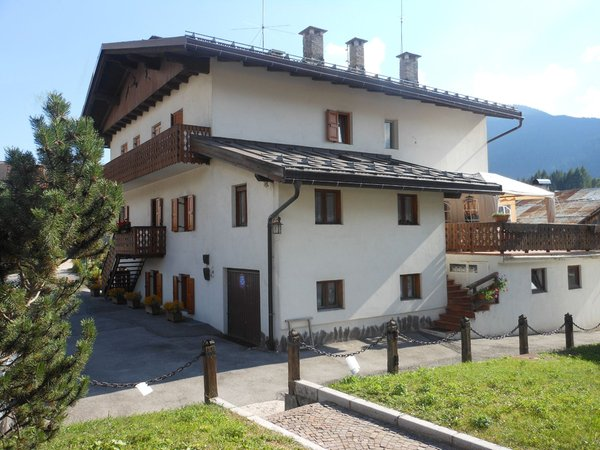 Foto estiva di presentazione Silvana - Appartamenti
