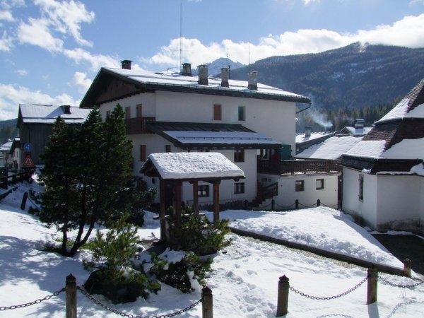 Winter Präsentationsbild Silvana - Ferienwohnungen