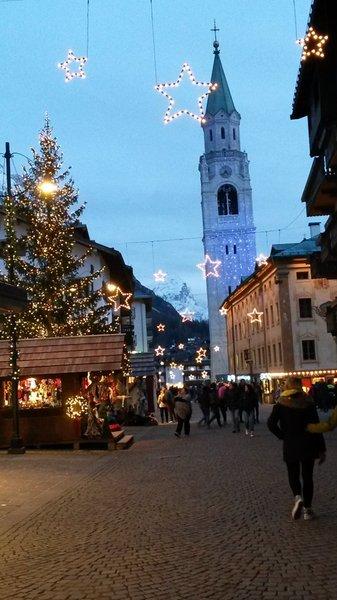 Bildergalerie Cortina d'Ampezzo Winter