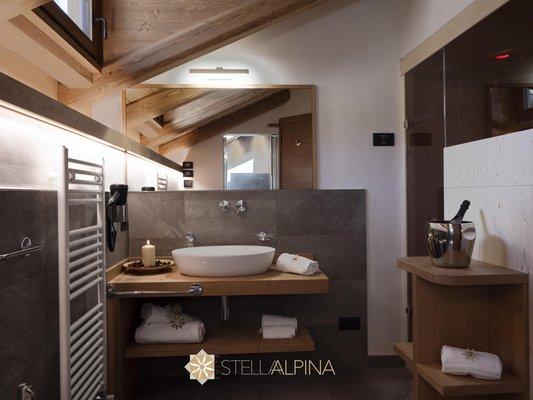 Foto del bagno Agenzia Pelmotour