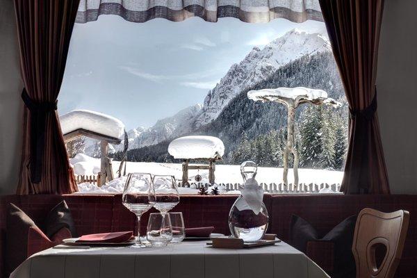 Il ristorante San Vigilio Aqua Bad Cortina
