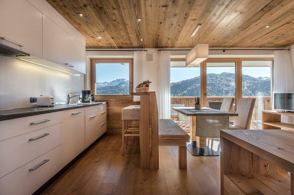 Come Arredare Una Piccola Casa Di Montagna. Cucine Di Montagna ...