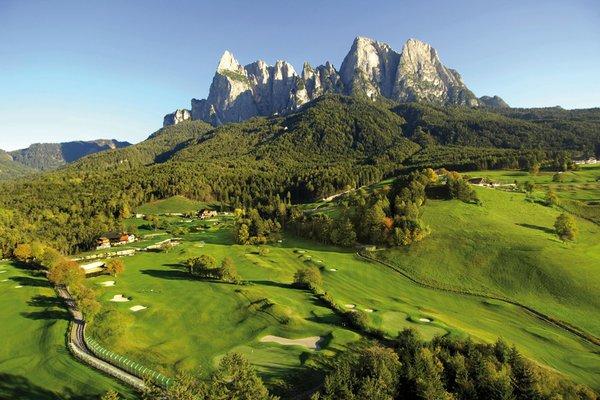 Presentation Photo Golf club San Vigilio Siusi