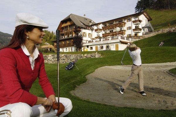 Foto esterno Golf club San Vigilio Siusi