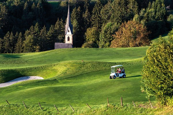 San Vigilio Siusi - Golf club  Castelrotto