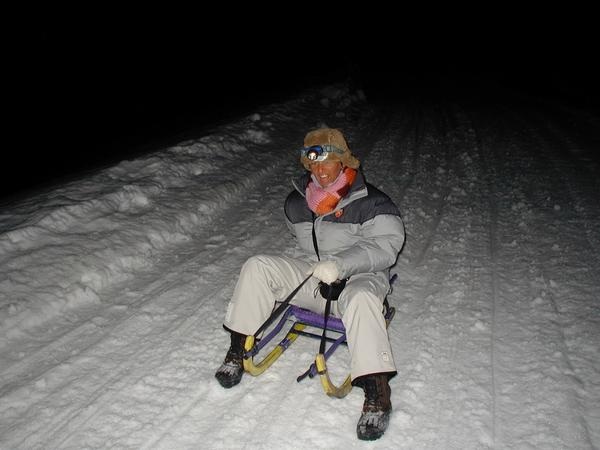 Night Sleigh Rides Martin TradItDeEn [it=Santa Cristina, de=St. Christina, en=Santa Cristina / St. Christina]