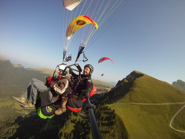Activities Paragliding Association FLY2