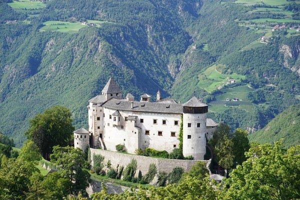 Foto estiva di presentazione Schloss Castel Prösels