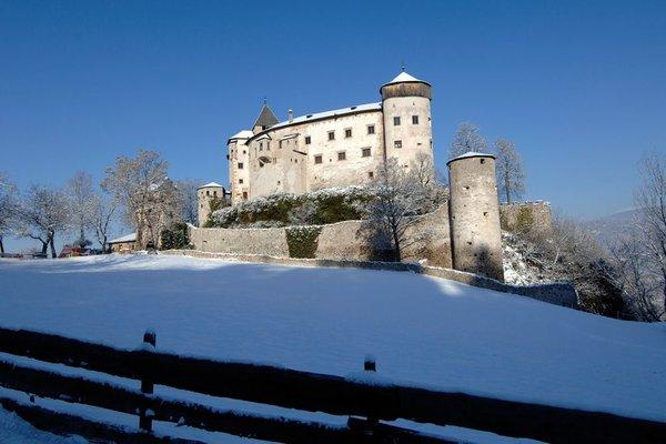 Foto invernale di presentazione Schloss Castel Prösels