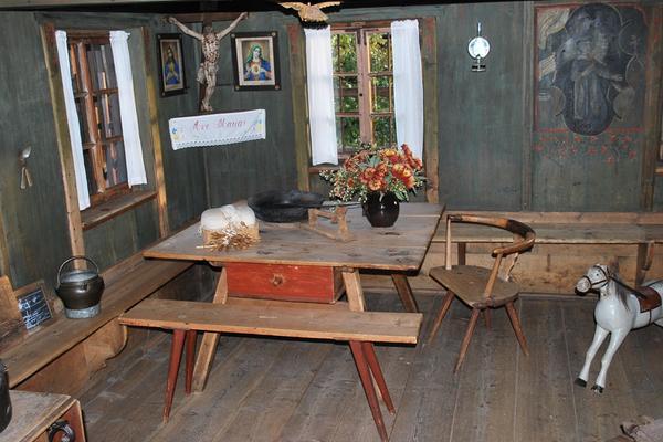 Museo provinciale degli usi e costumi - null  Teodone (Brunico)