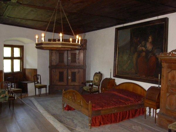 Foto della camera Castel Taufers