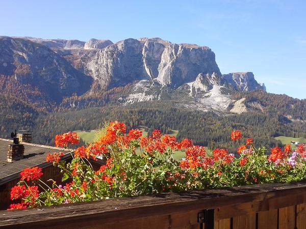 Panorama Badia - San Leonardo