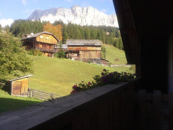 Foto del balcone Ciasa Ploner