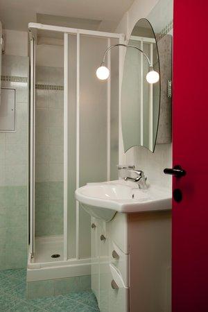 Foto del bagno Residence Savoia