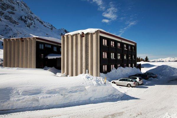 Foto invernale di presentazione Savoia - Residence