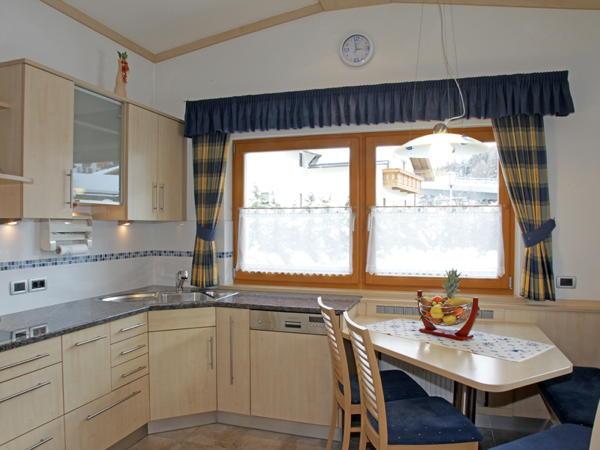 Foto della cucina Ciasa Settsass