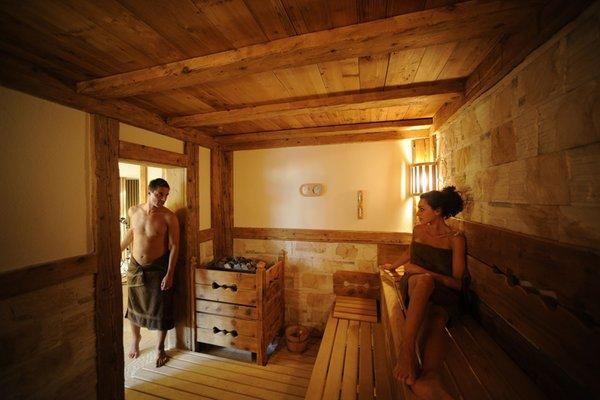 Foto della sauna Sanzeno
