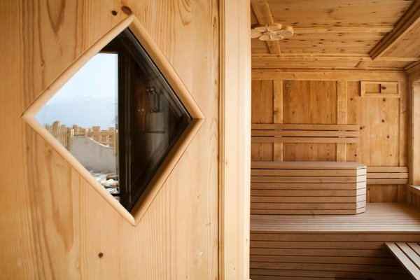 Foto della sauna Coredo