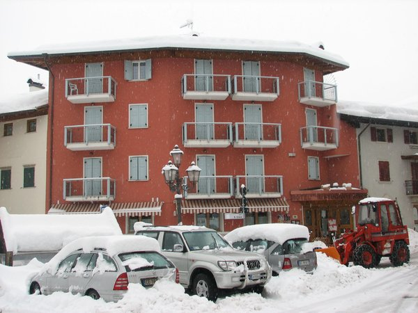 Winter presentation photo Sport - Hotel 3 stars