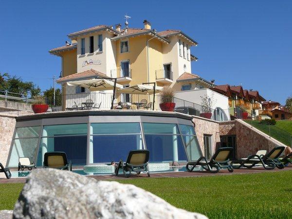 Foto estiva di presentazione Bed & Breakfast La Quiete Resort
