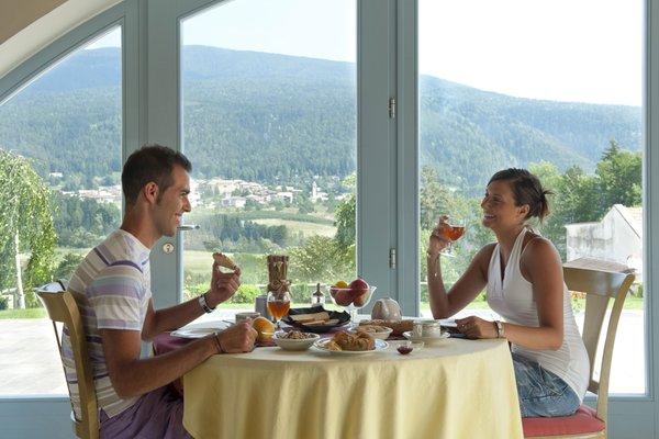 La colazione Bed & Breakfast La Quiete Resort