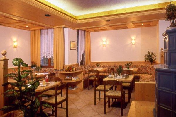 Il ristorante Ronzone Hotel Al Larice