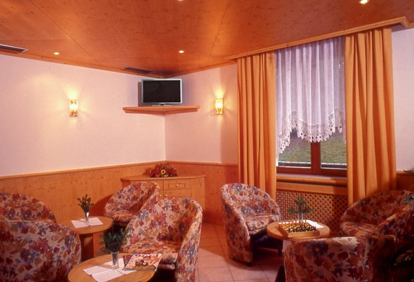 Le parti comuni Hotel Al Larice