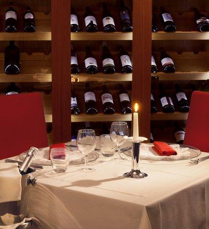 Il ristorante Rumo Cavallino Bianco