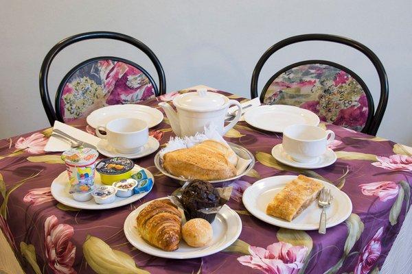 The breakfast Garni (B&B) Castel Ferari