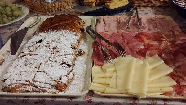 La colazione Aurora - Alpin Gourmet - Albergo 1 stella