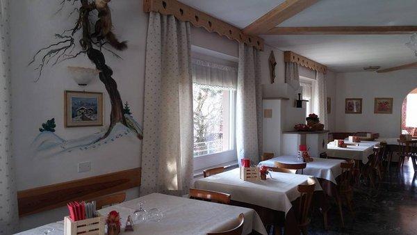 Das Restaurant Fondo (Fondo - Mendola) Aurora - Alpin Gourmet