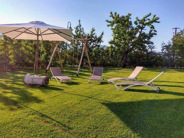 Foto del giardino Romeno (Fondo - Mendola)