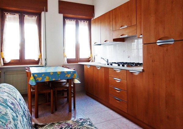 Foto della cucina Agritur Leita