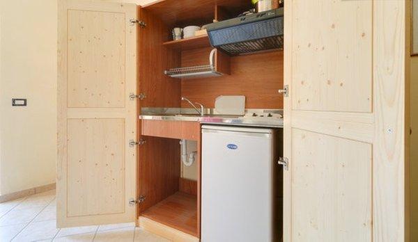 Foto della cucina La Canonica