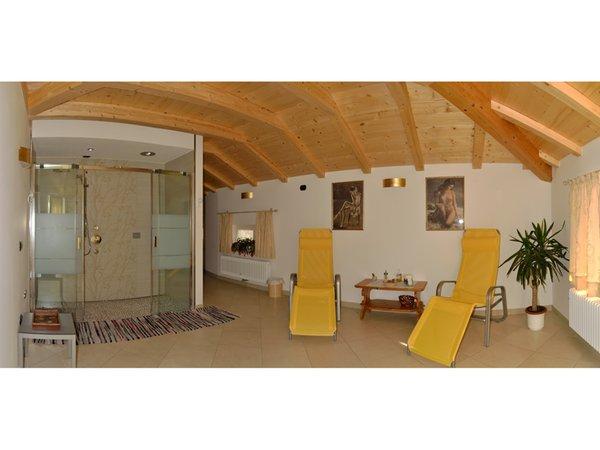 Foto del wellness Camere + Appartamenti in agriturismo Monte Pin