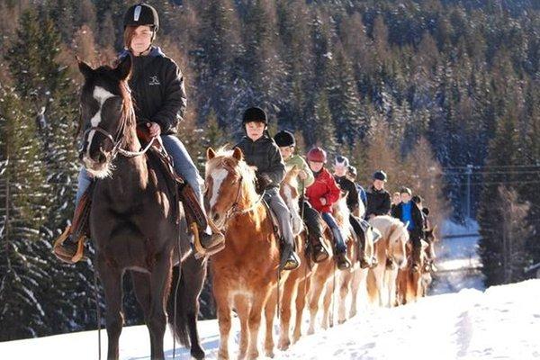 Attività invernali Val di Non