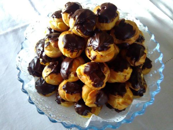 Die Süßspeisen