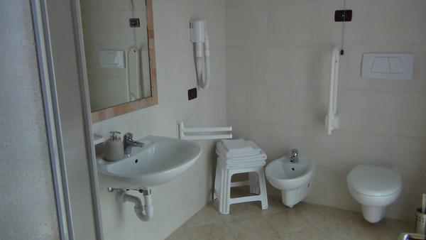 Photo of the bathroom Farmhouse B&B + Apartments Cristina
