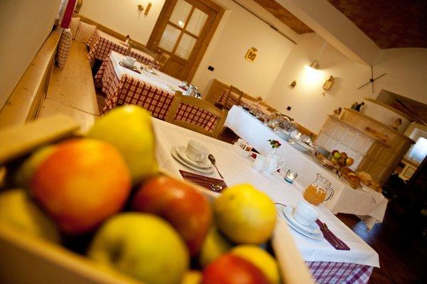 La colazione Renetta - Camere + Appartamenti in agriturismo 4 fiori
