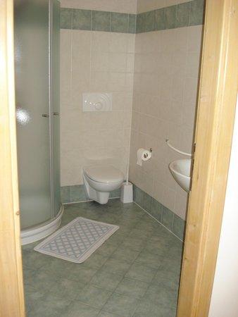 Foto del bagno Camere + Appartamenti in agriturismo Golden Pause