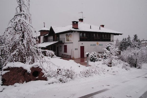 Winter presentation photo Farmhouse B&B + Apartments Golden Pause