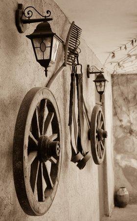Photo of some details Farmhouse Hotel Agritur Sandro