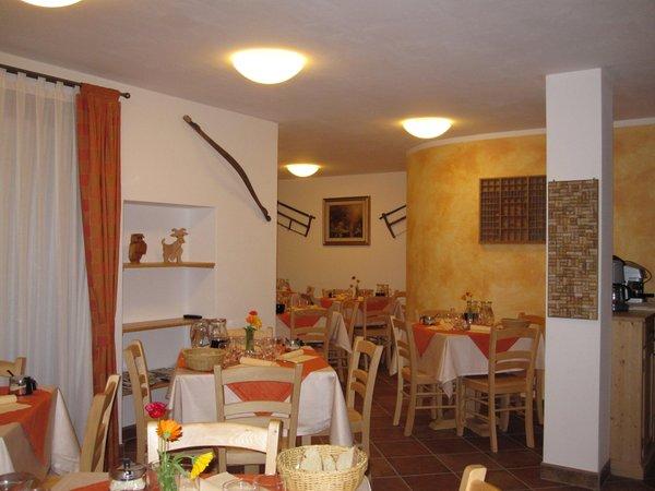 The restaurant Sfruz (Val di Non) Casa Camillo